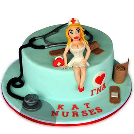 Delicious Doctor Cake 2kg Eggless