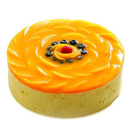 Delicious Mango cake Half kg