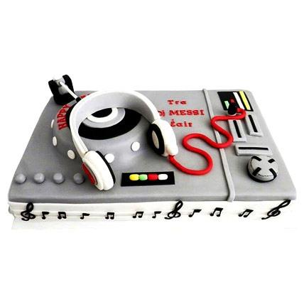 DJ Special Cake 2kg Vanilla