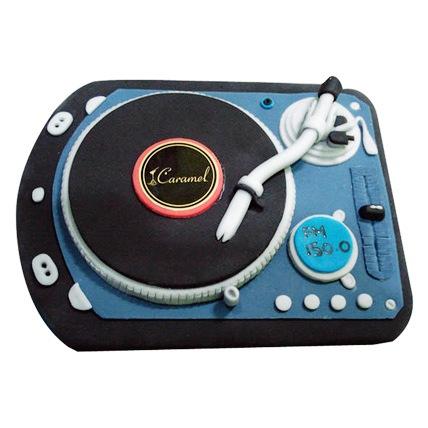 DJ Spin That Cake 3kg