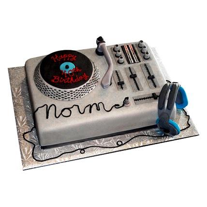 DJ Style Cake 3kg