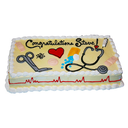 Doctors magical tools Cake 1kg