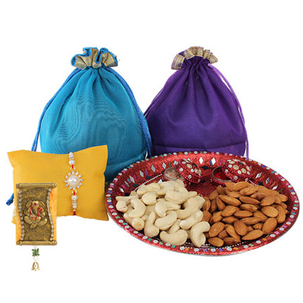 Dry Fruits Treat For Your Brother