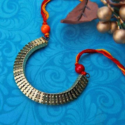 Elegant Rakhi Gift