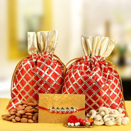 Exclusive Hamper For Rakhi