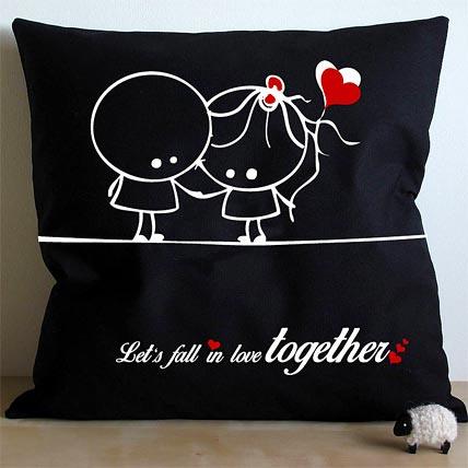 Falling In Love Cushion
