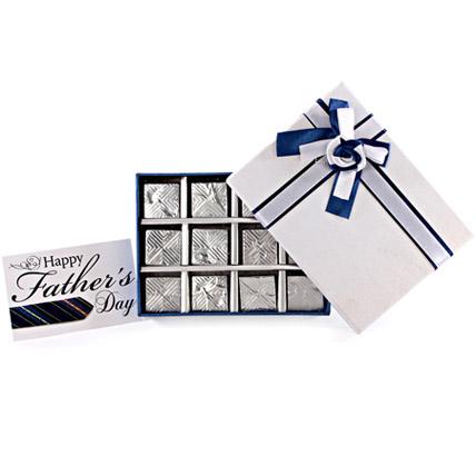 Fathers Day Chocolaty Greeting
