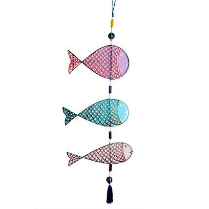 Fish Motif Mobile