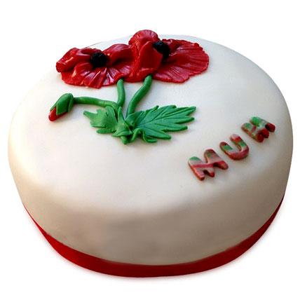 Flowering Love Mom Cake 3kg