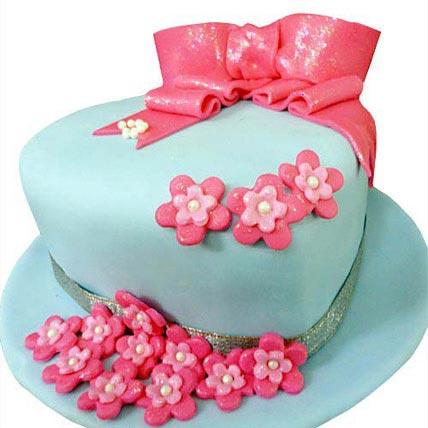 Fondant Hat Cake 4kg