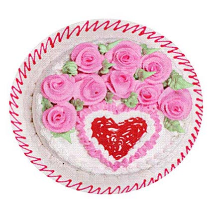 For My Sweet Heart 2kg Eggless