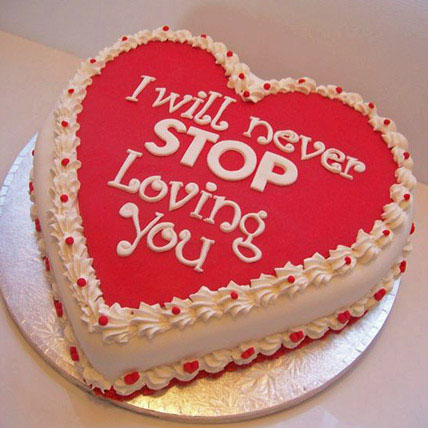 Forever N A Day More Cake half kg