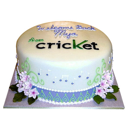 Game Of Cricket Cake 3kg