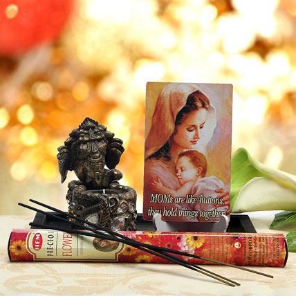 Ganeshas Blessing