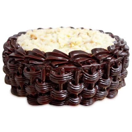 German Chocolate Cake 2kg Eggless