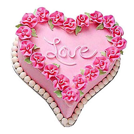 Gift A Heart Cake 3kg