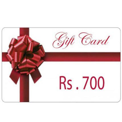 Gift Card 700