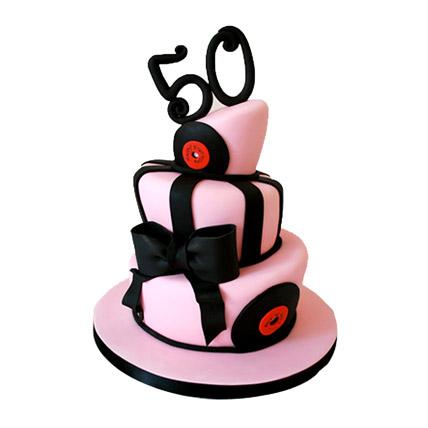 Glamorous Anniversary Cake 6kg
