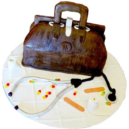Graduating Doctor Cake 3kg