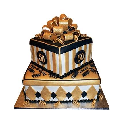 Grand Birthday Cake 4kg Eggless