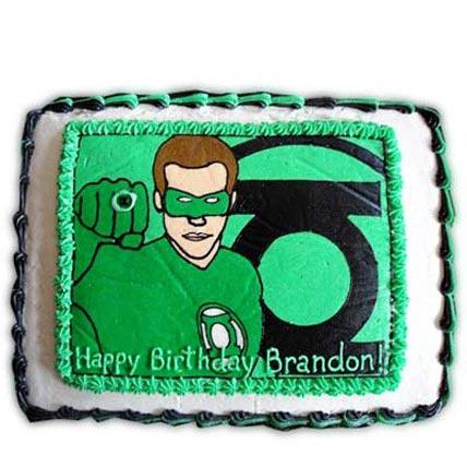 Green Lantern 2D 4kg