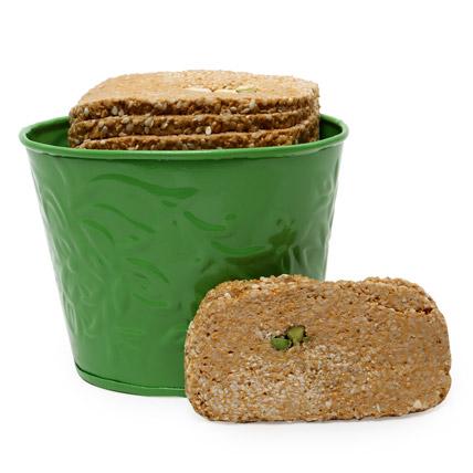 Gur Biscuit Lohri Sweet