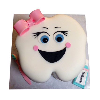 Happy Tooth Cake 3kg