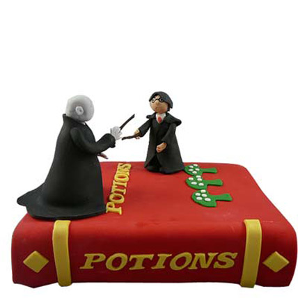 Harry Potter and Voldemort Cake 4kg