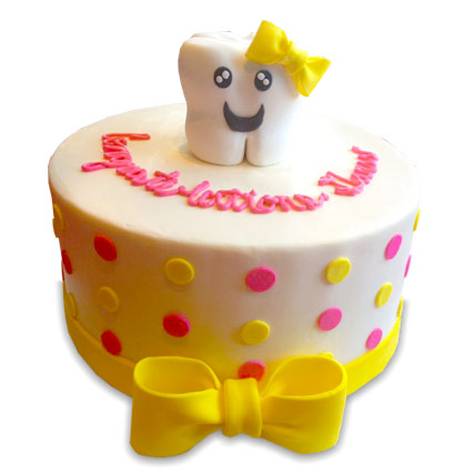 Healthy Tooth Cake 4kg