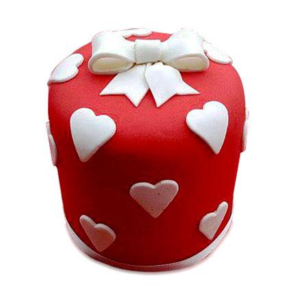 Heart Gift Cake 4kg