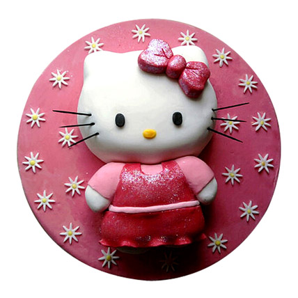 Hello Kitty Cake 5kg