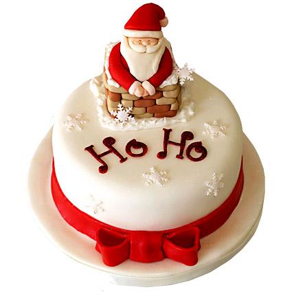 HoHo Christmas Cake 2kg