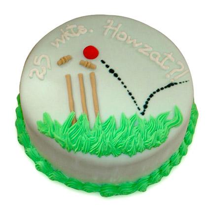 Howzat Designer Cake 2kg
