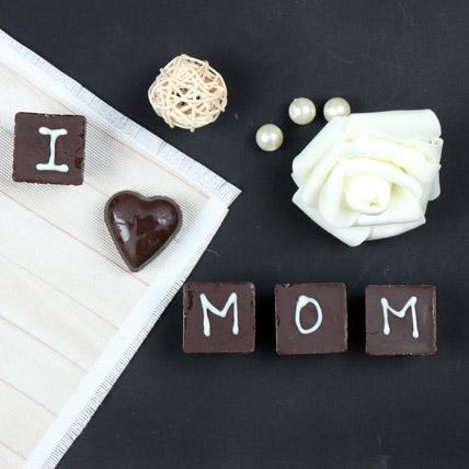 I Love Mom Chocolate