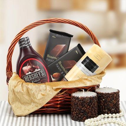 Irresistible Gift basket