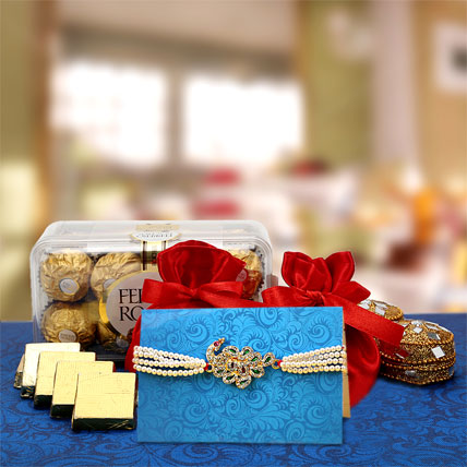 Joy Rakhi Hamper