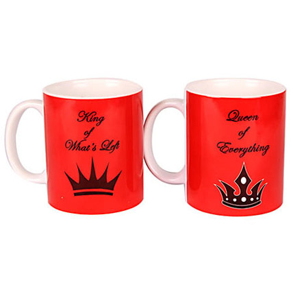 King and Queen Rule