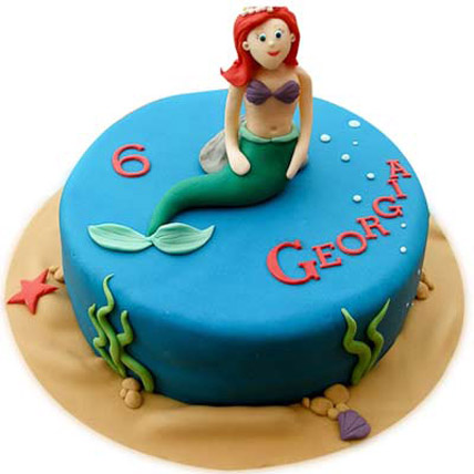 Little Mermaid Cake 2kg