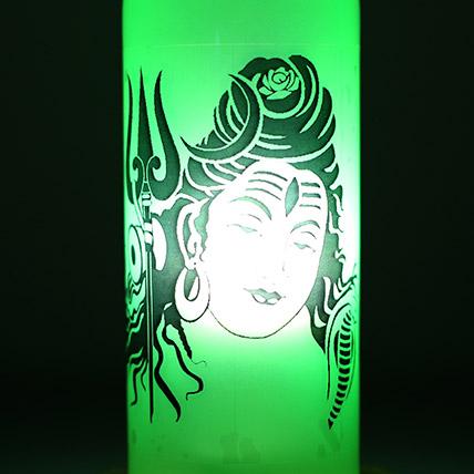 Lord Shiva Lamp