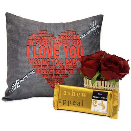 Love Cushion For You