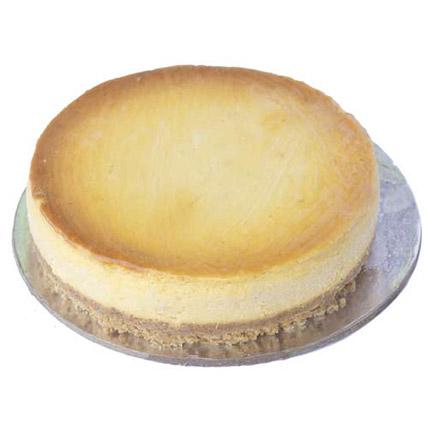 Mango Cheesecake 2kg Eggless