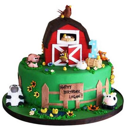 Masterly Farm Cake 4kg