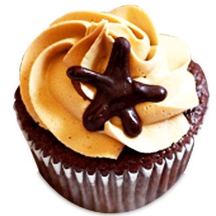 Moroccan Coffee Delight Cupcakes 24