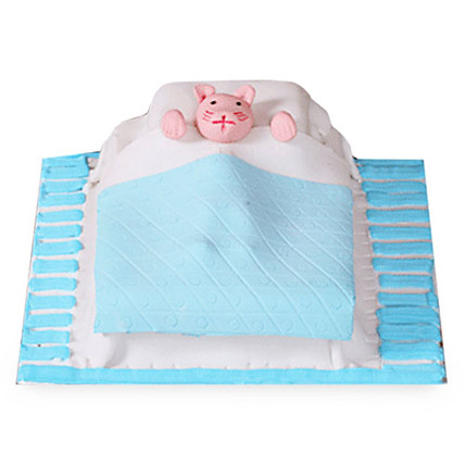 Mouse In The Bed 3kg Eggless