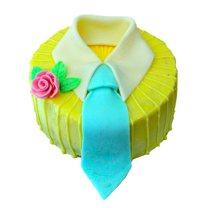 Neck Tie decorated Cake 4kg