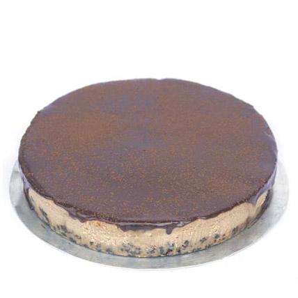 Nutella Cheesecake 1kg Eggless