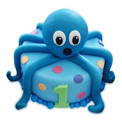 Octopus Cake 3kg