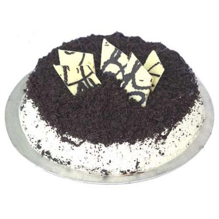 Oreo Crunch Cake Half kg