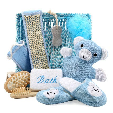 Pampering Baby Spa Hamper