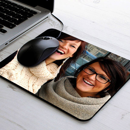 Personalize Photo Mouse Pad